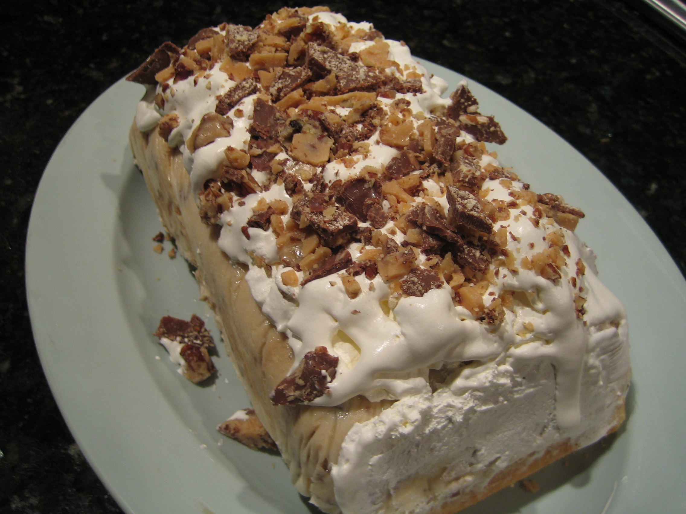 Coffee-Almond Brittle Torte Recipes — Dishmaps