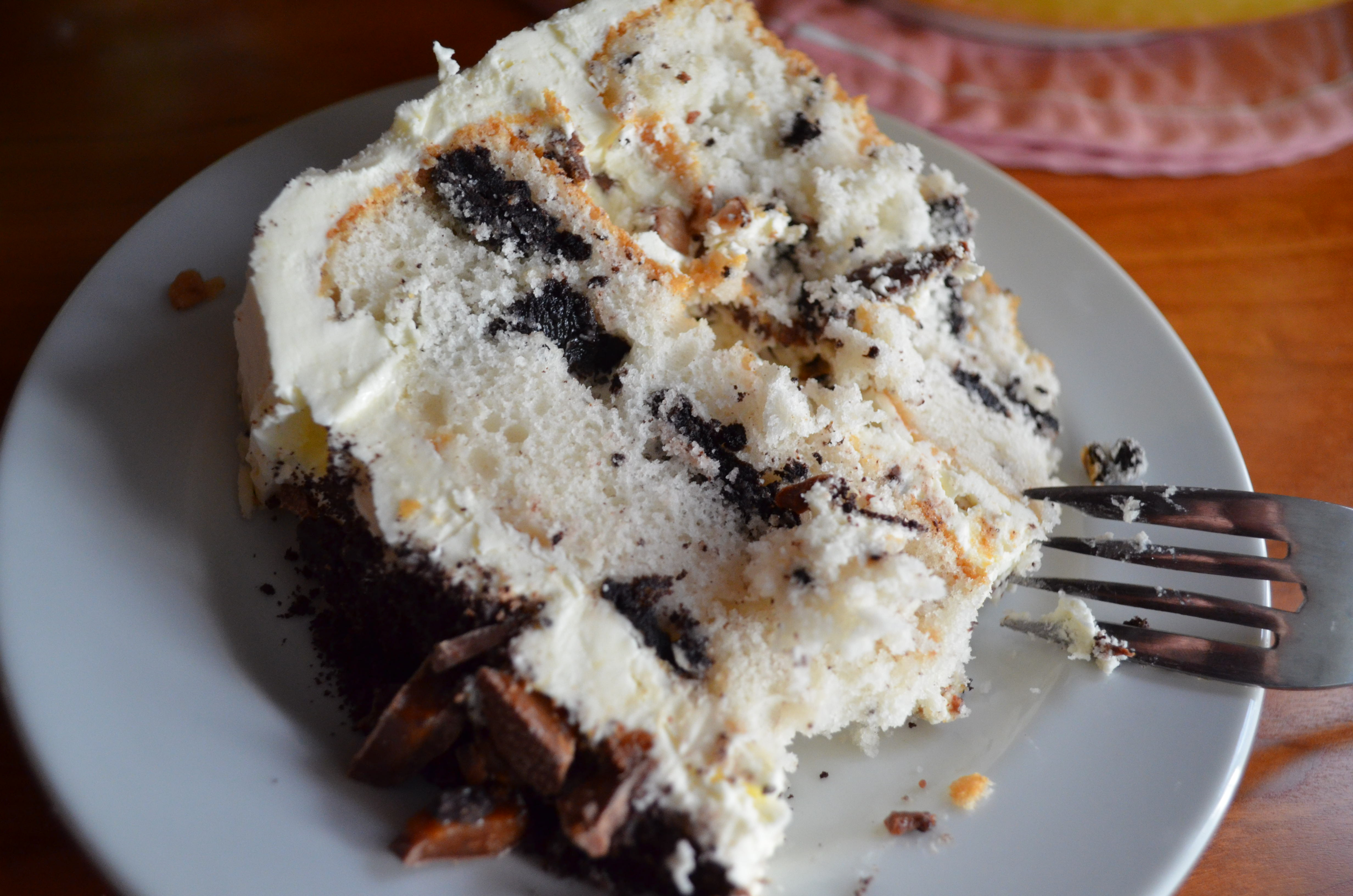 Oreo Heath Bar Blizzard Cake I Sing In The Kitchen