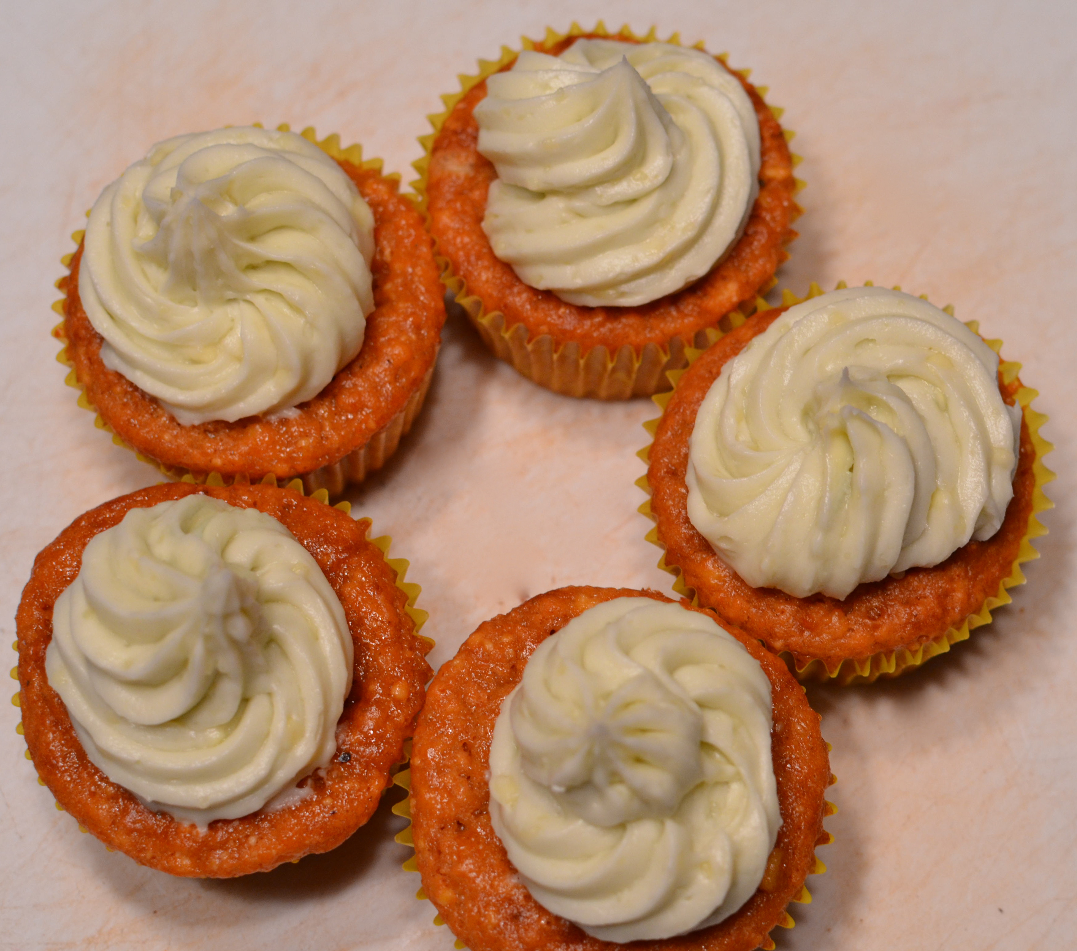 Buffalo Chicken Cupcakes. Rocking Out To Devin. | I Sing In The ...