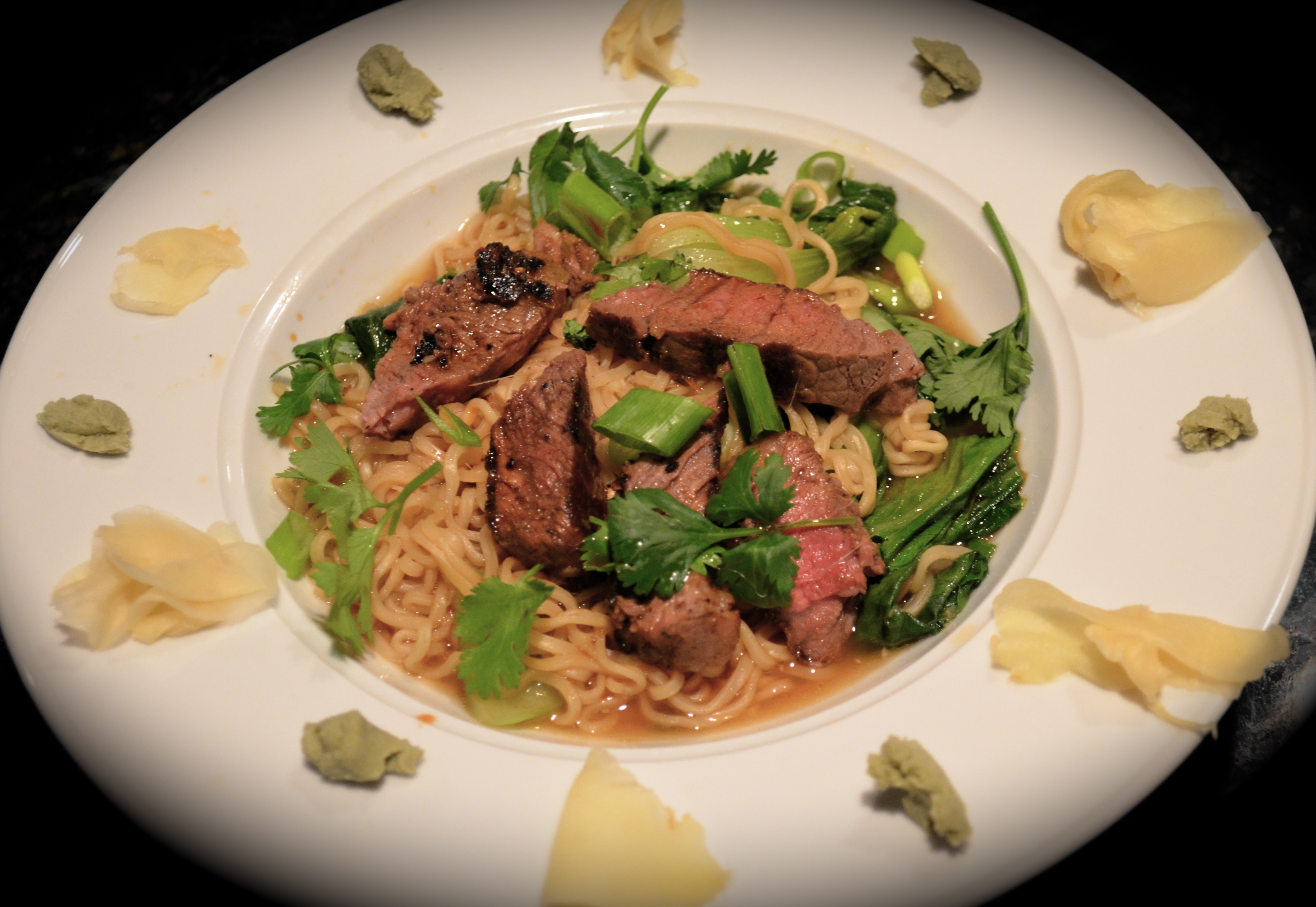 Wasabi Beef Ramen Hot New Song From The Helio Sequence  I Sing In The Kitchen # Wasbak Zeef_202434