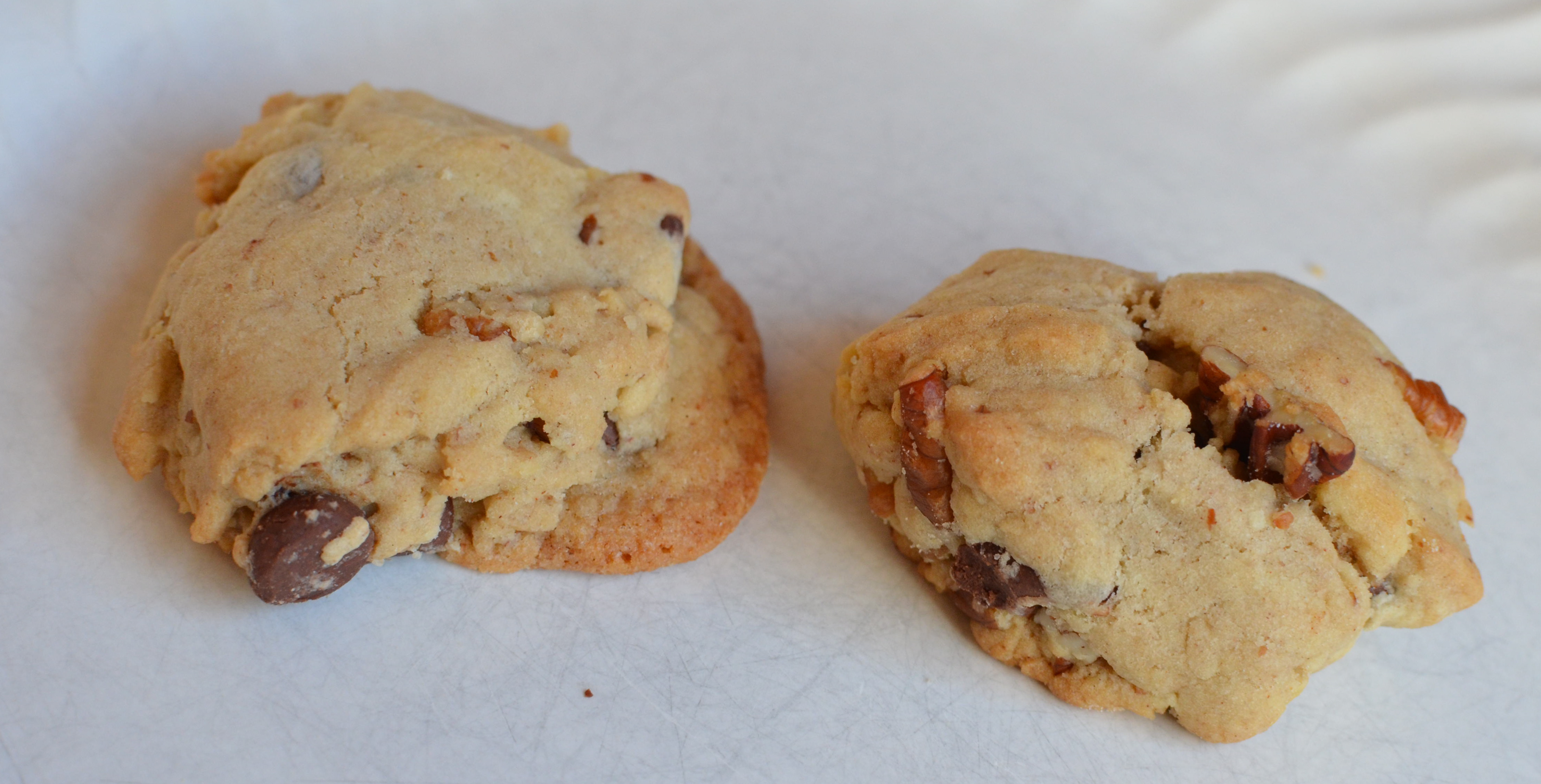 Chunky Peanut, Chocolate Chip Cinnamon Cookies. Swimming In Synth With ...