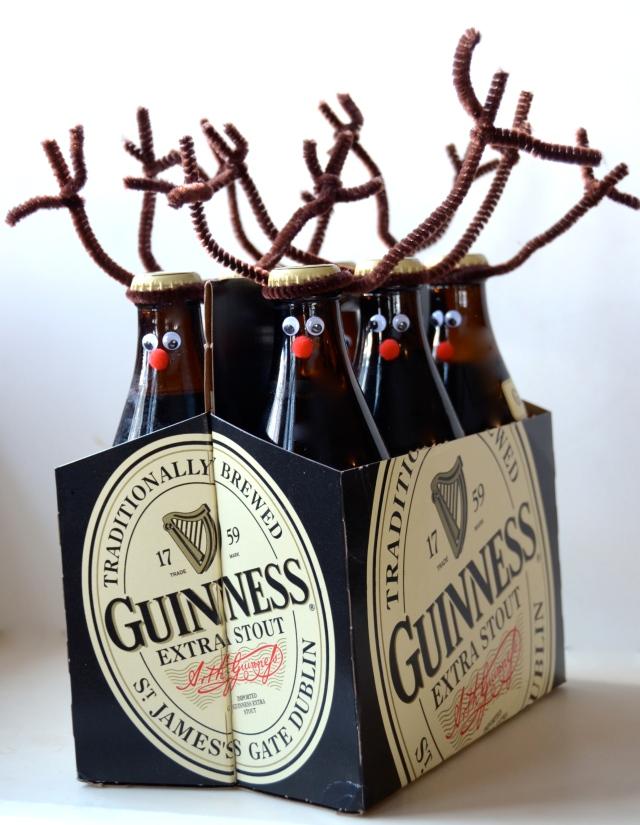 Guinness Reindeer