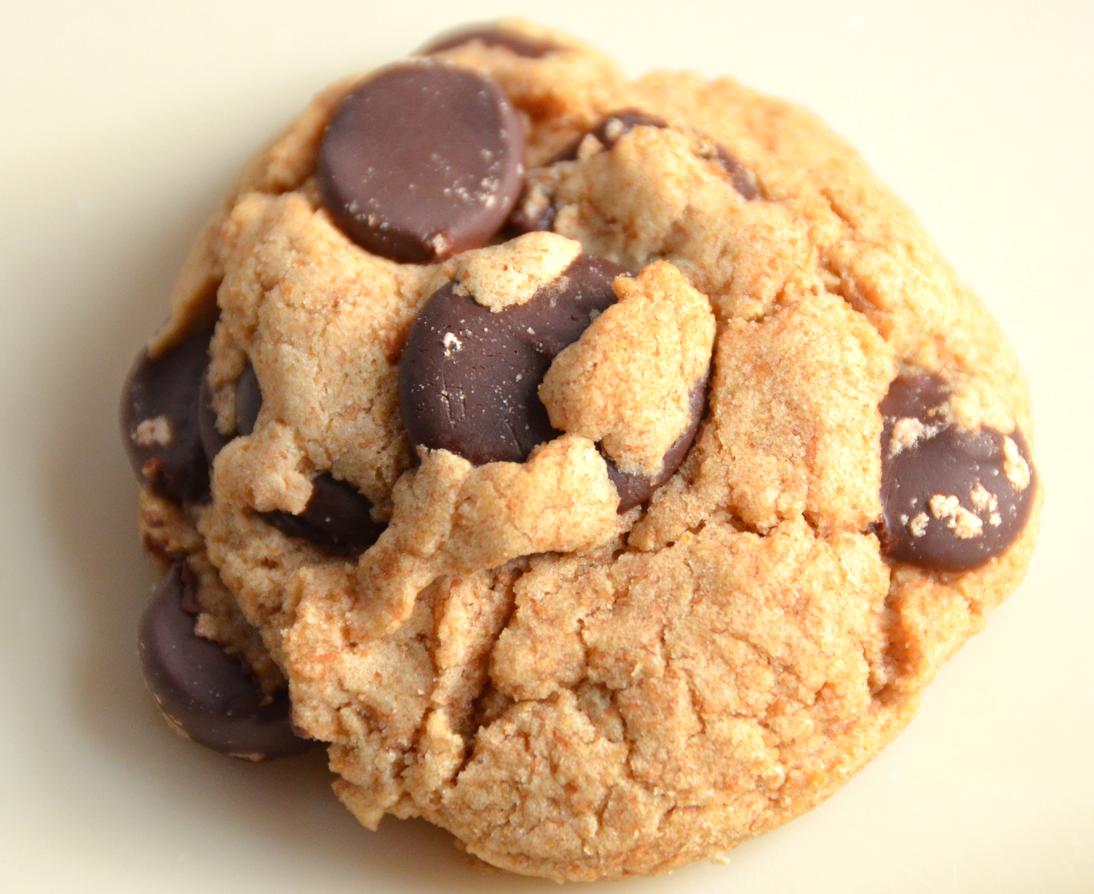 Crunchy Whole Grain Chocolate Chip Cookies. Keeping Calm ...
