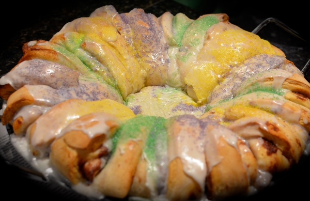 Big Easy King Cake