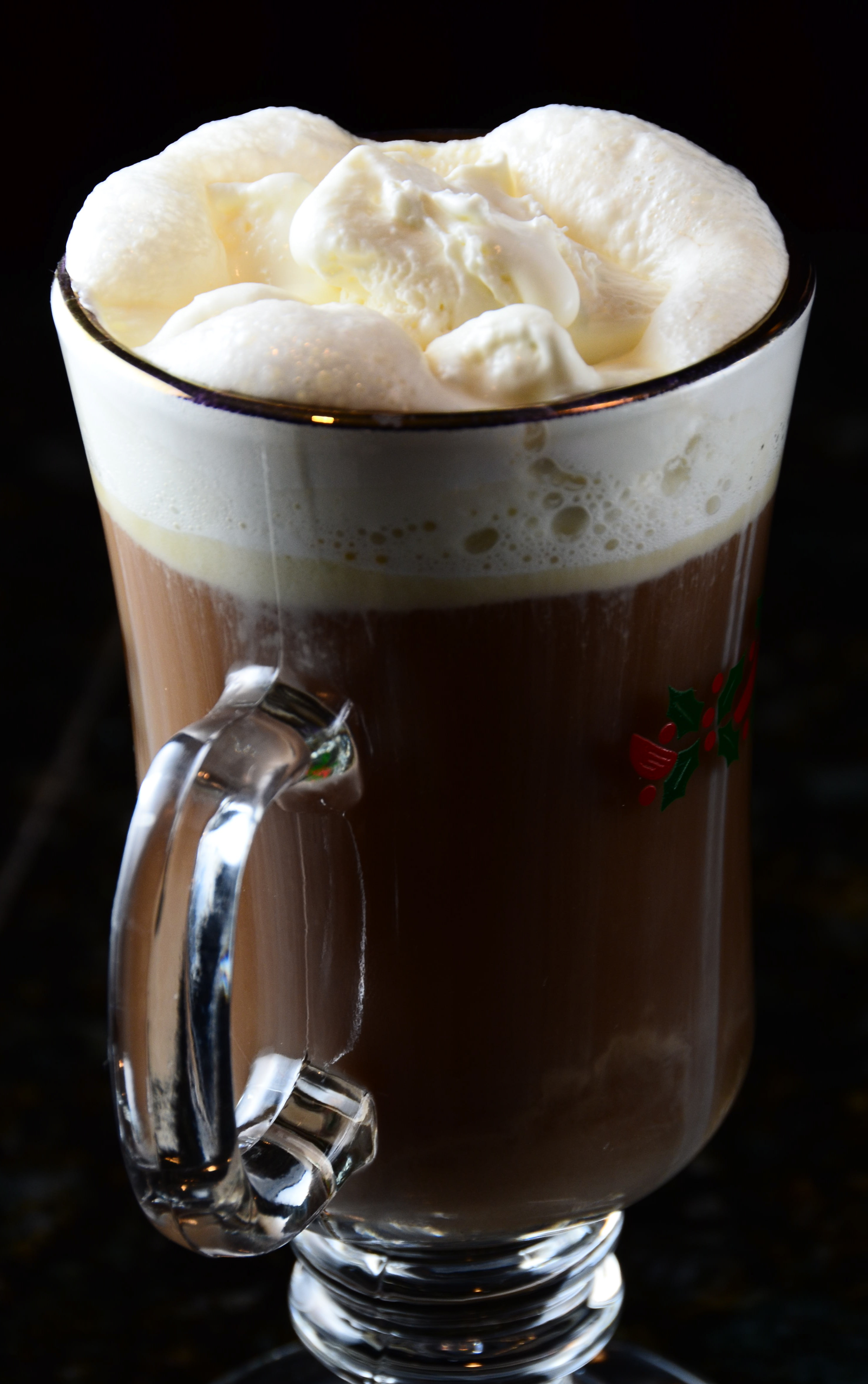Irish Coffee. Wild Belle On The Stereo. | I Sing In The ...