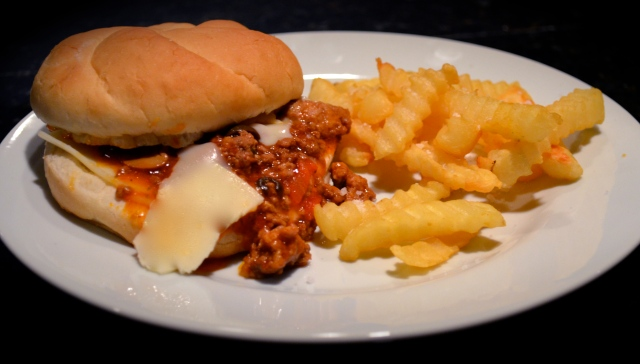 Slow Cooker Saucy Sausage Sandwiches