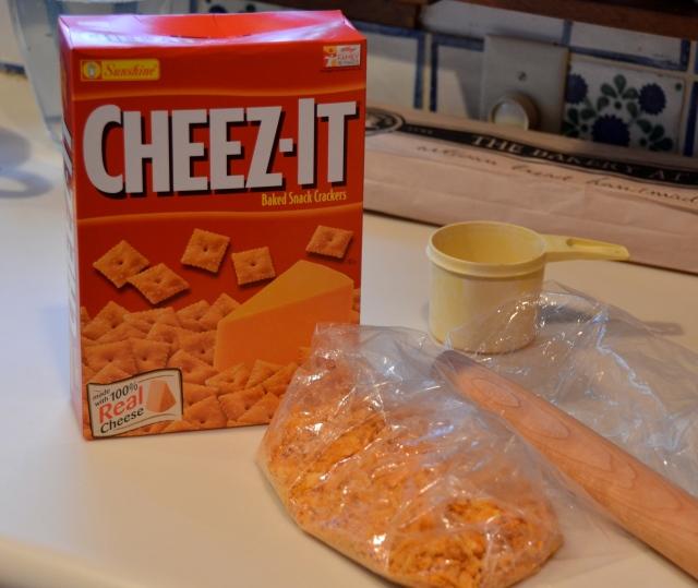 Cracker crimbs