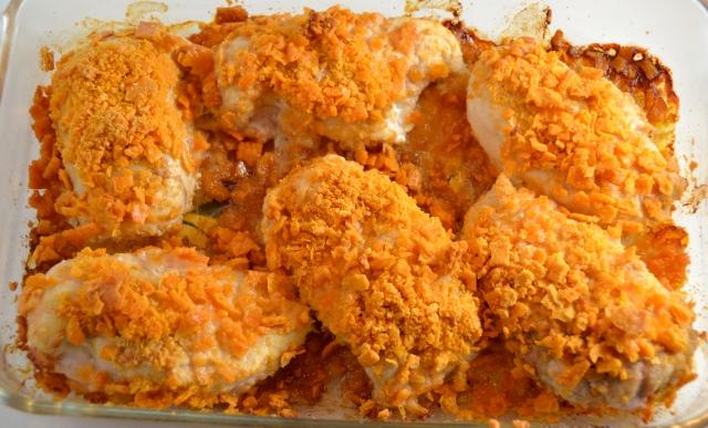 Cheesy Chicken
