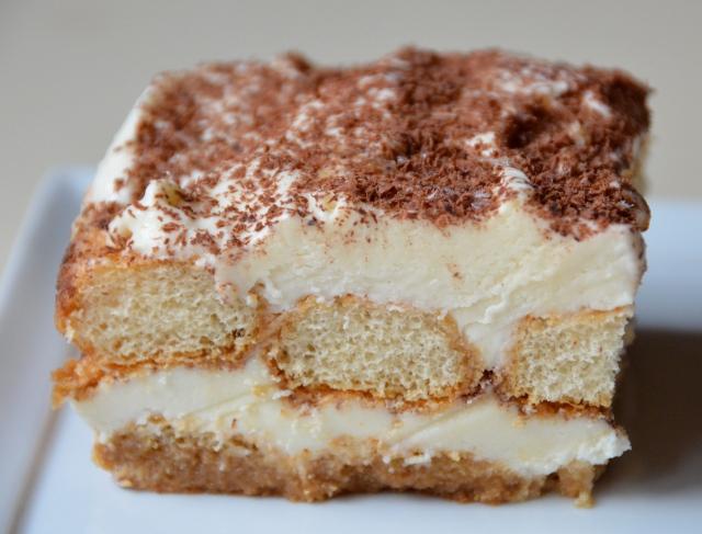 Tiramisù Ice Cream Cake