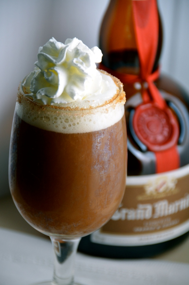 Grand Marnier Coffee Cocktail