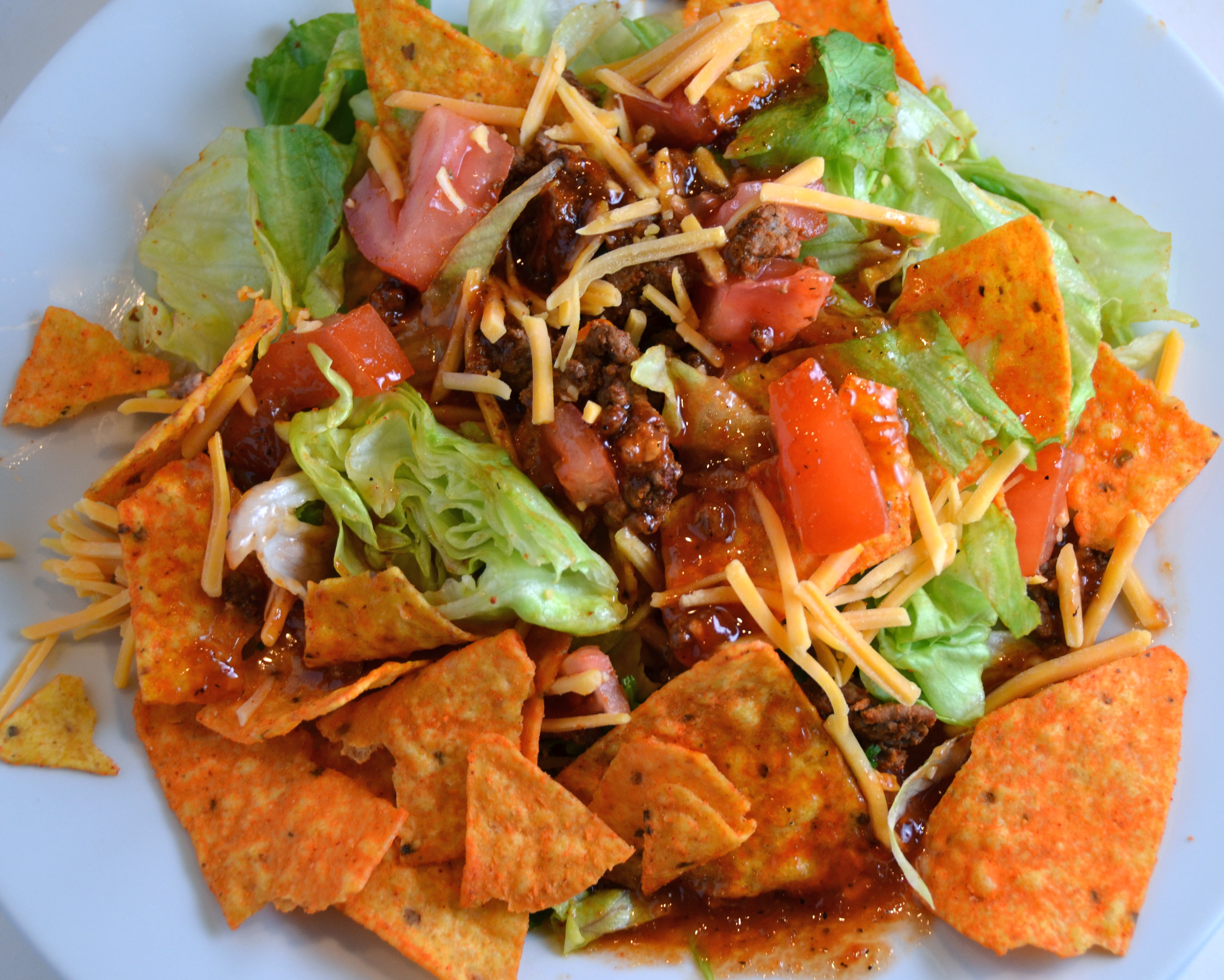 Doritos Taco Salad. New Music From Coastwest Unrest. | I Sing In The ...