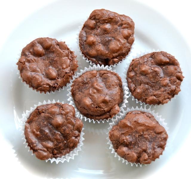 Insane Oreo Peanut Butter Brownie Cupcakes