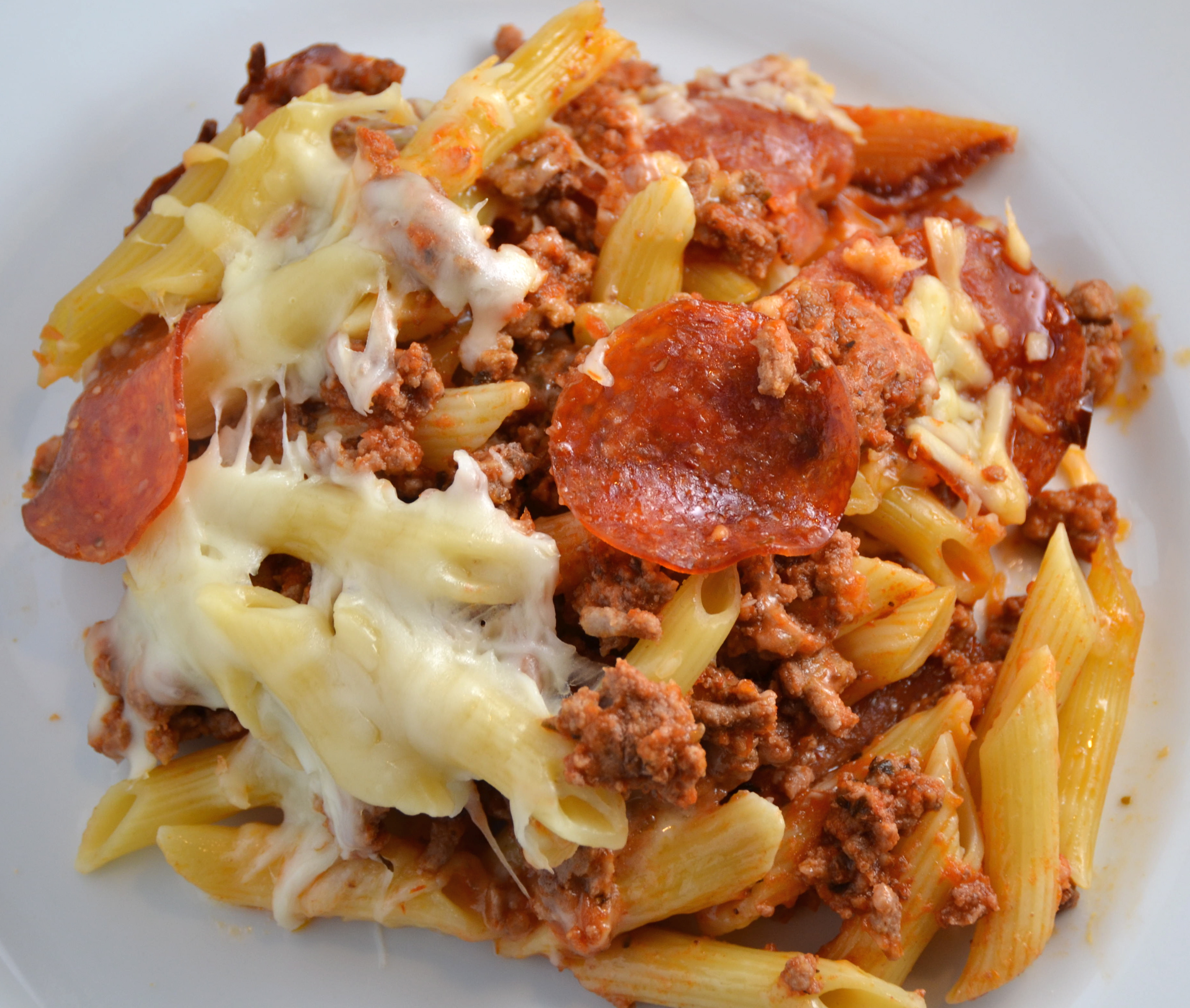 Slow Cooker Pizza Pasta. Increase Volume And Lower Your Stress With ...