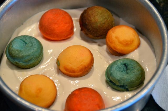 Cake Balls In Cake Batter