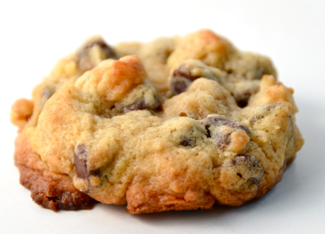 Big & Buttery Chocolate Chip Cookie