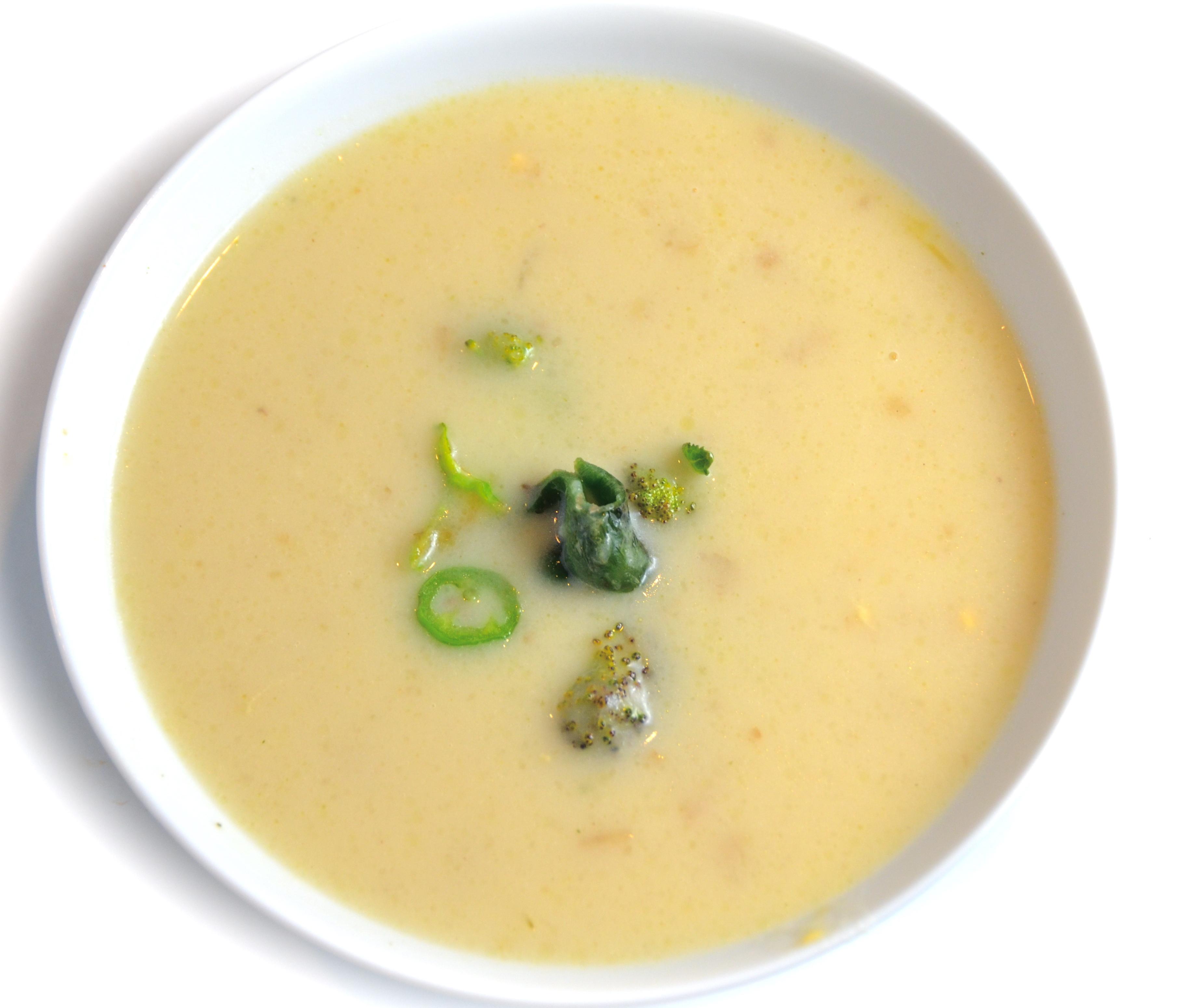 White Turnip Soup  Tur...