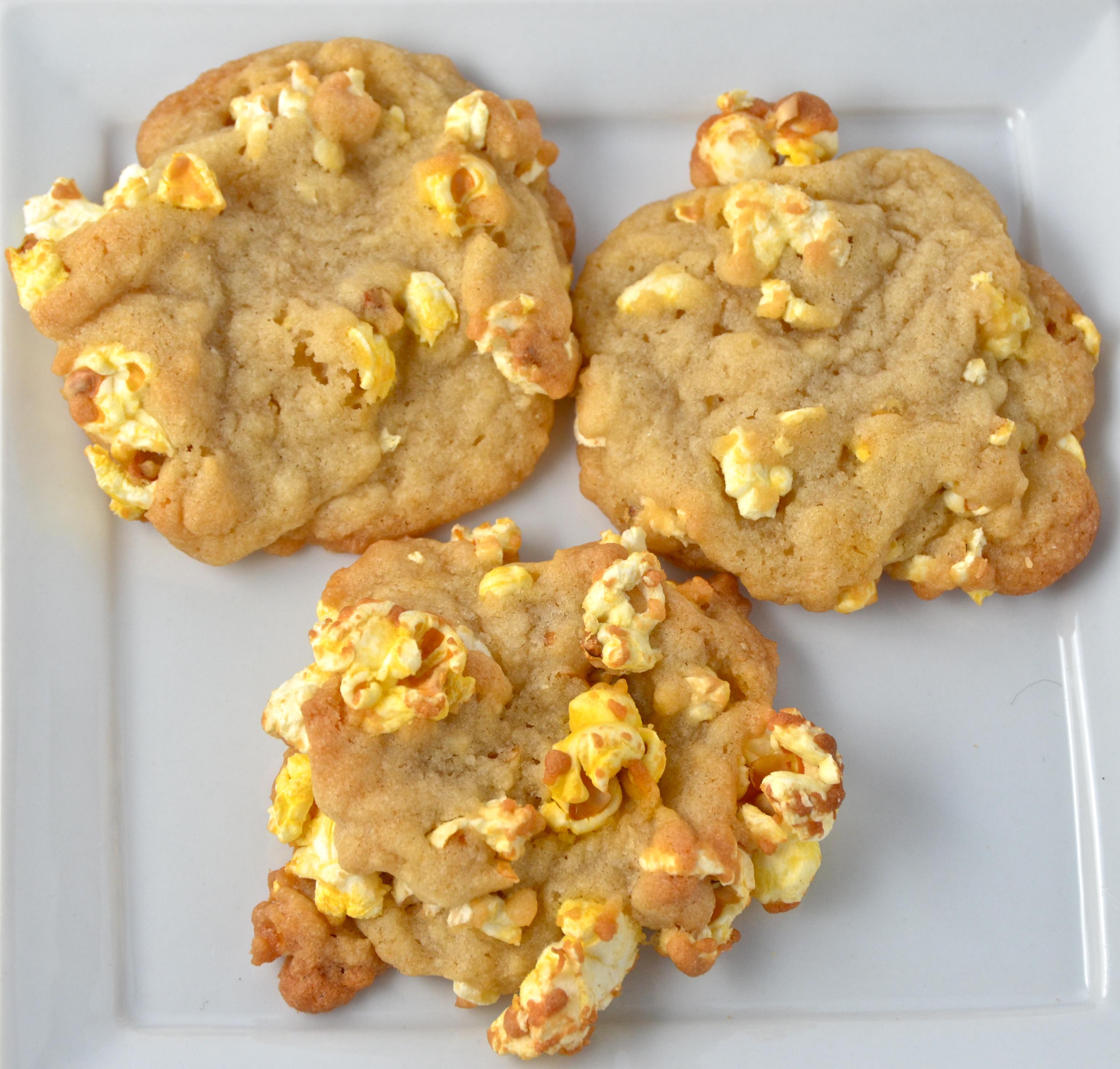 Buttered Popcorn Cookies. Mista Cookie Jar Gets A Thumbs ...