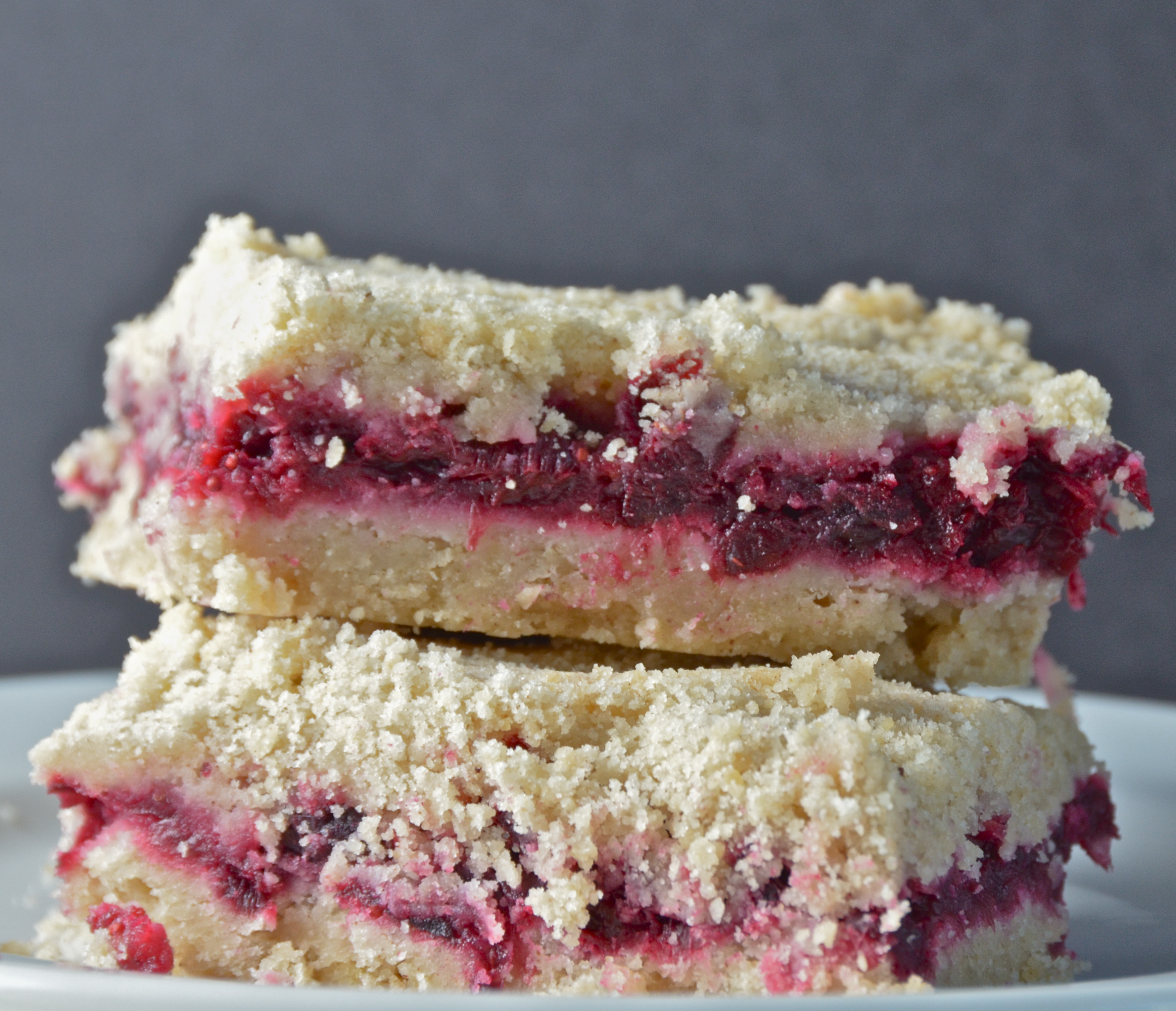 Cranberry Crumb Bars With Mulling Spices. New Song From Killing Fields ...
