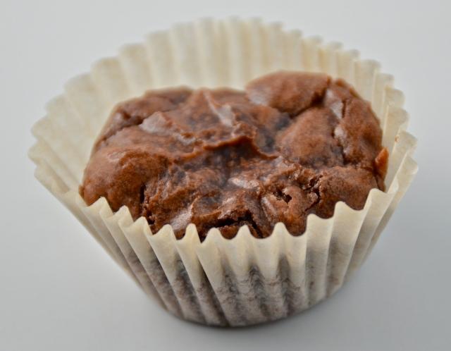 Insane Oreo Peanut Butter Brownie Mini Cupcake