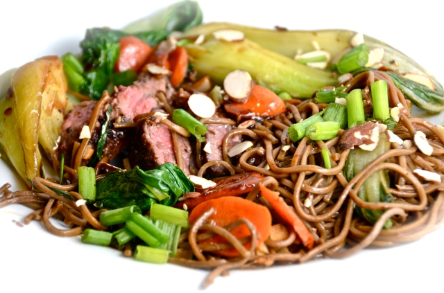 Steak And Soba Stir Fry New Music From Kalle Mattson I