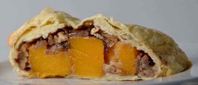 Squash And Blue Cheese Wellington