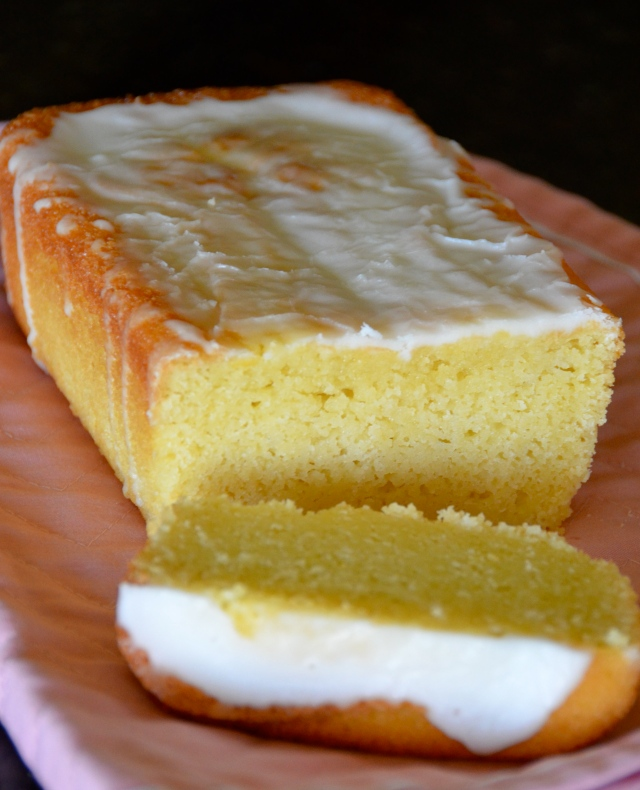 Lemony Lemon Tea Bread