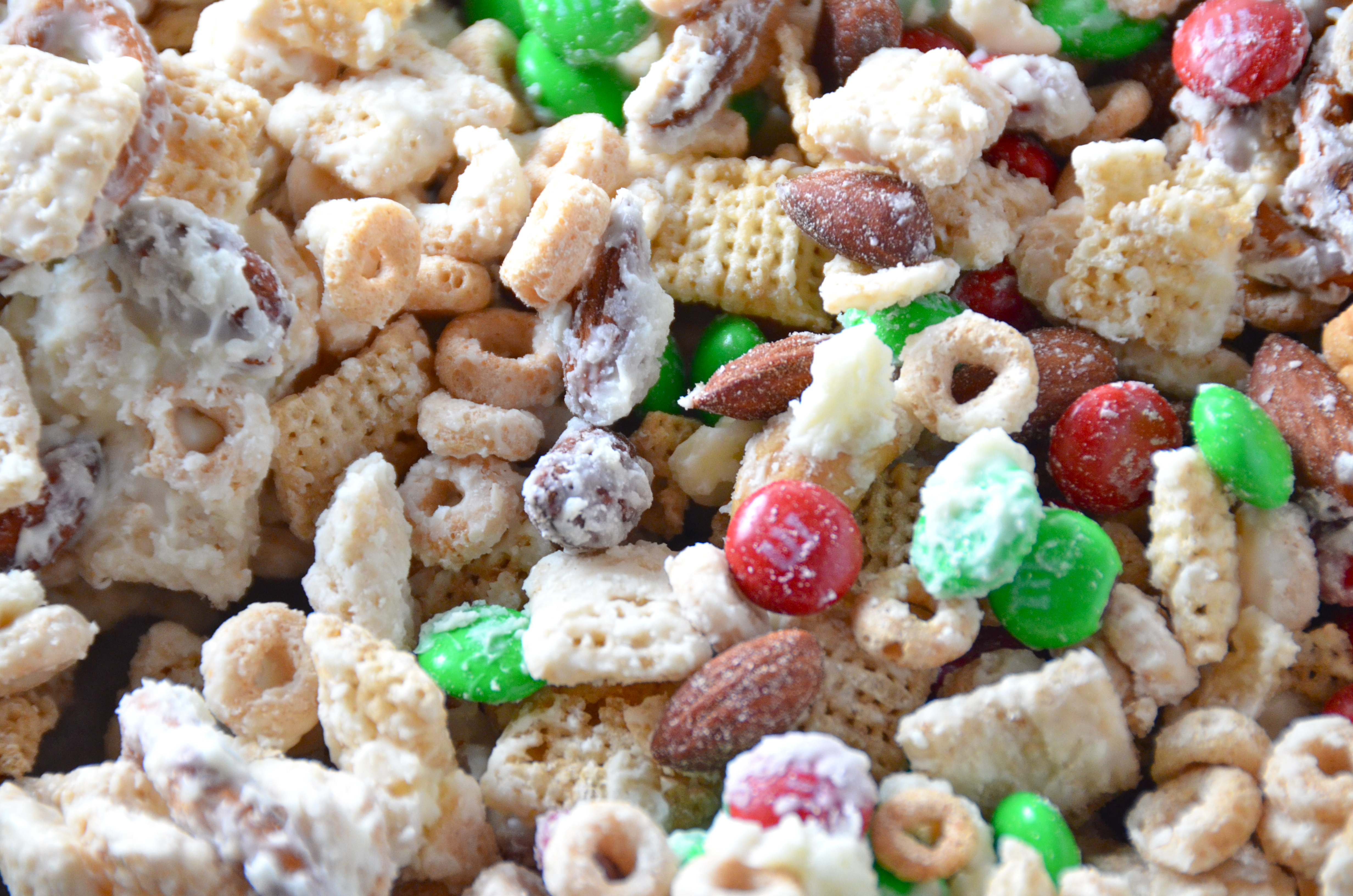 What Is The Original Homemade Chex Party Mix Recipe