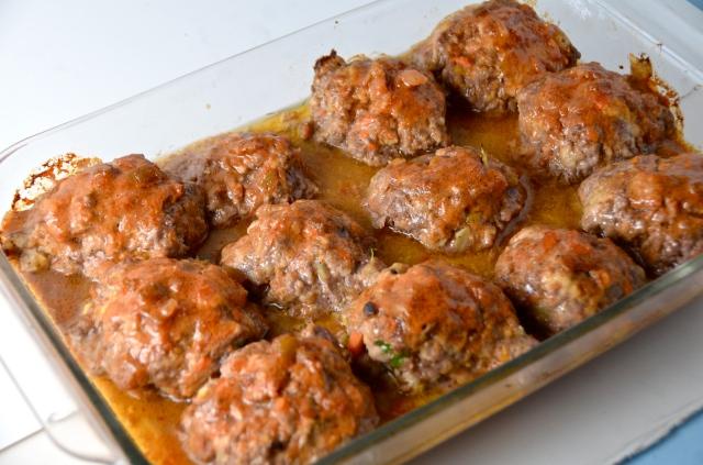 Tomato-Glazed Meat Loaves