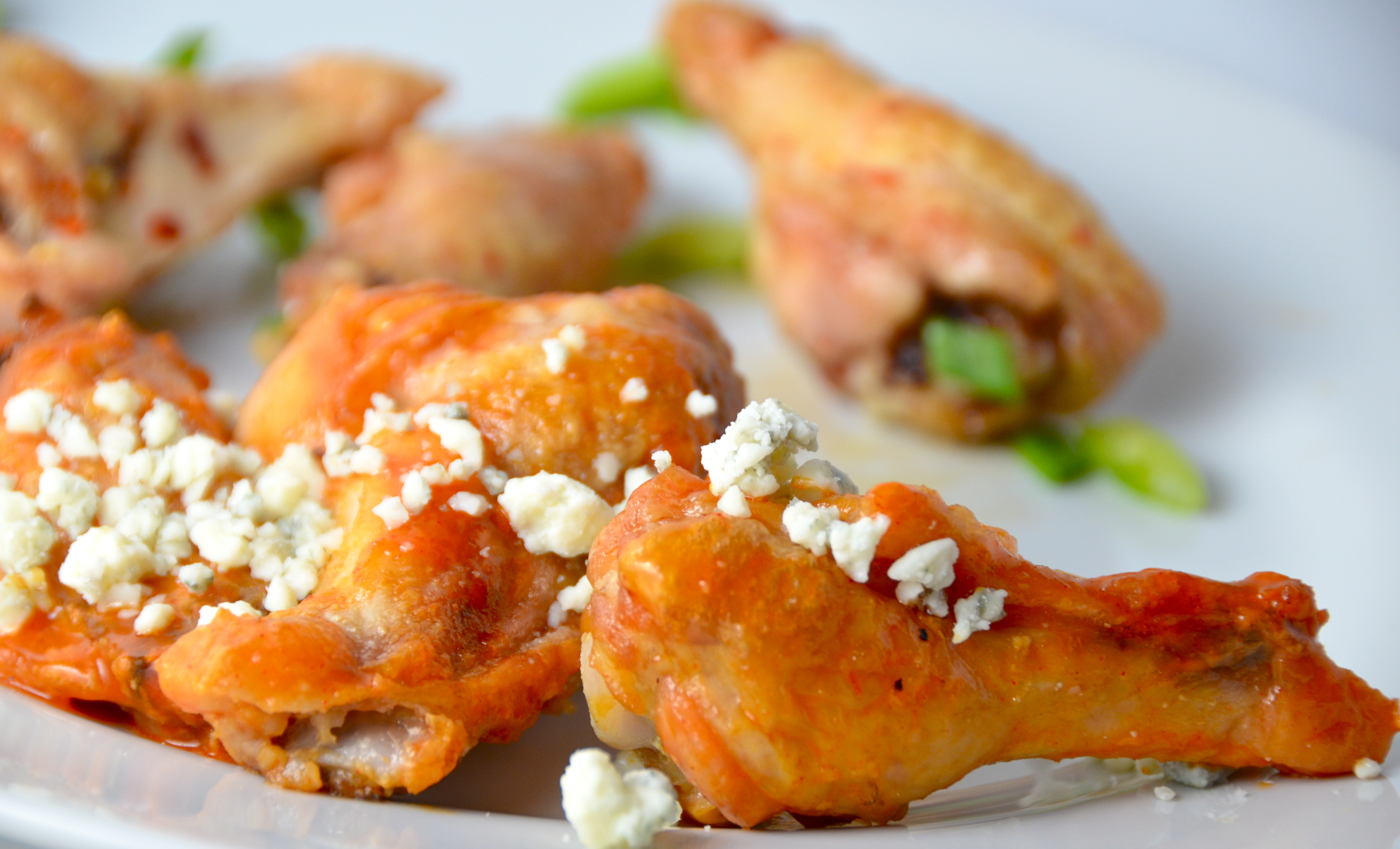 how to cook chicken wing sin an oven