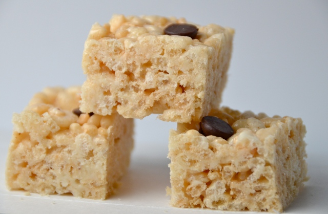 Salted Brown Butter Rice Krispie Treats. A Royal Start To ...