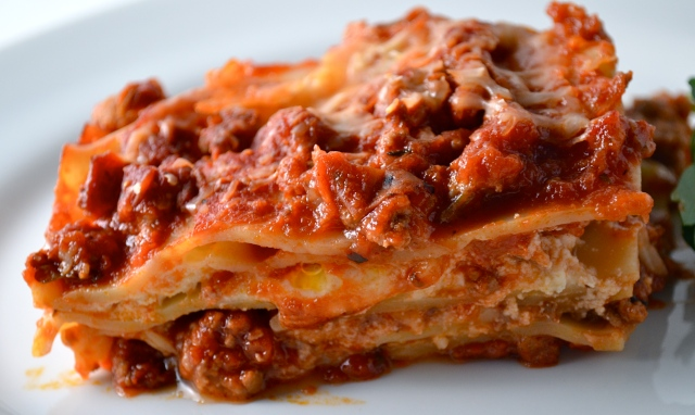 The World's Best Lasagna