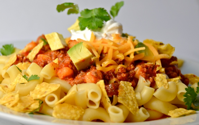 Southwestern Chili Mac