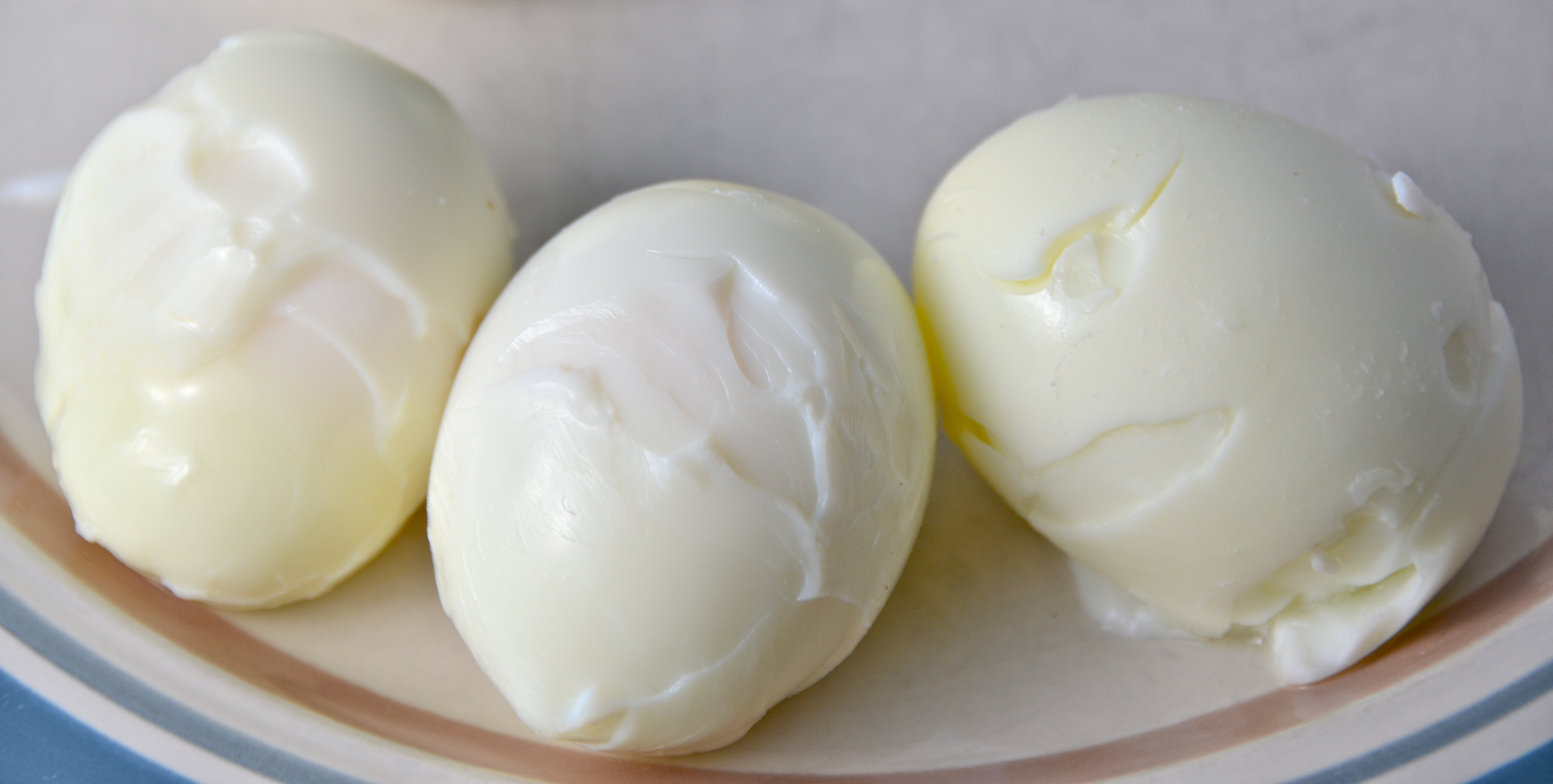 """Baked """"Hard-Boiled"""" Eggs. New Music From Sleep Party People.   I ..."""