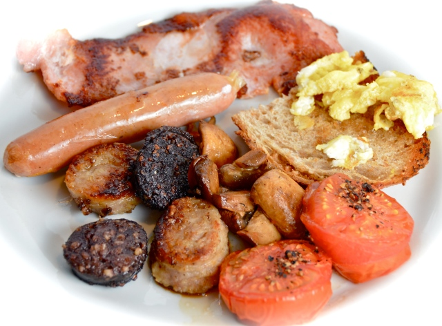 Full Irish Breakfast Fry-Up