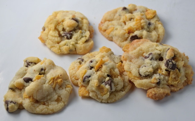 Fritos Chocolate Chip Cookies