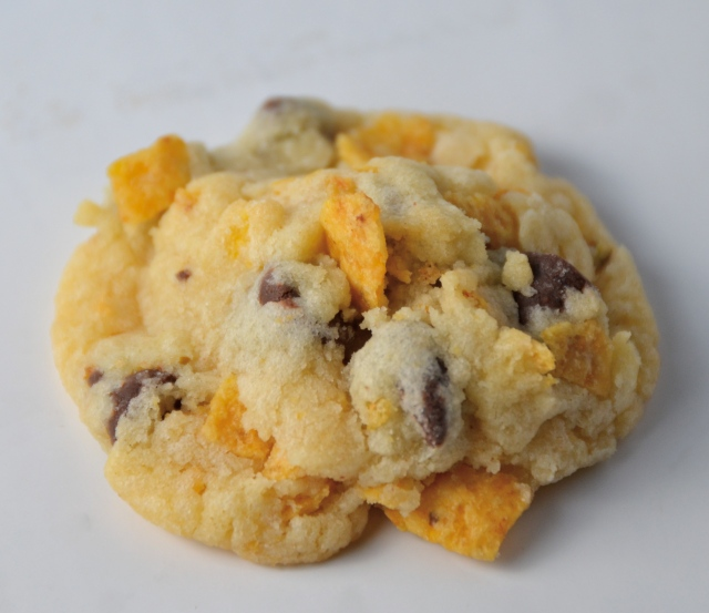 Fritos Chocolate Chip Cookie