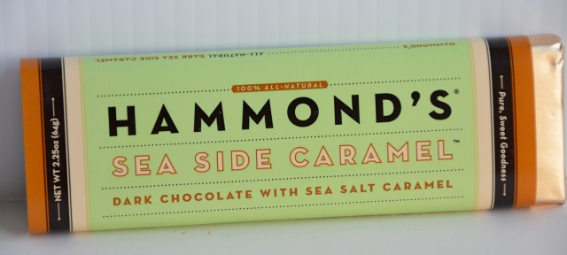 Sea Salt Caramel Bar
