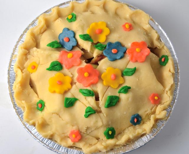 Springtime Apple Pie