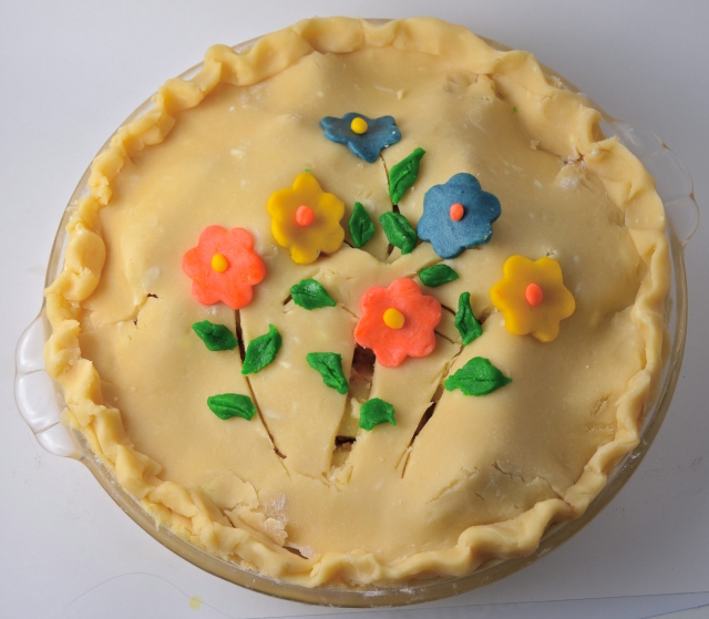 Springtime Apple Pie