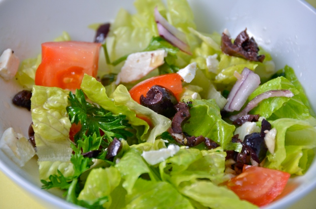 The Pioneer Woman's Greek Salad