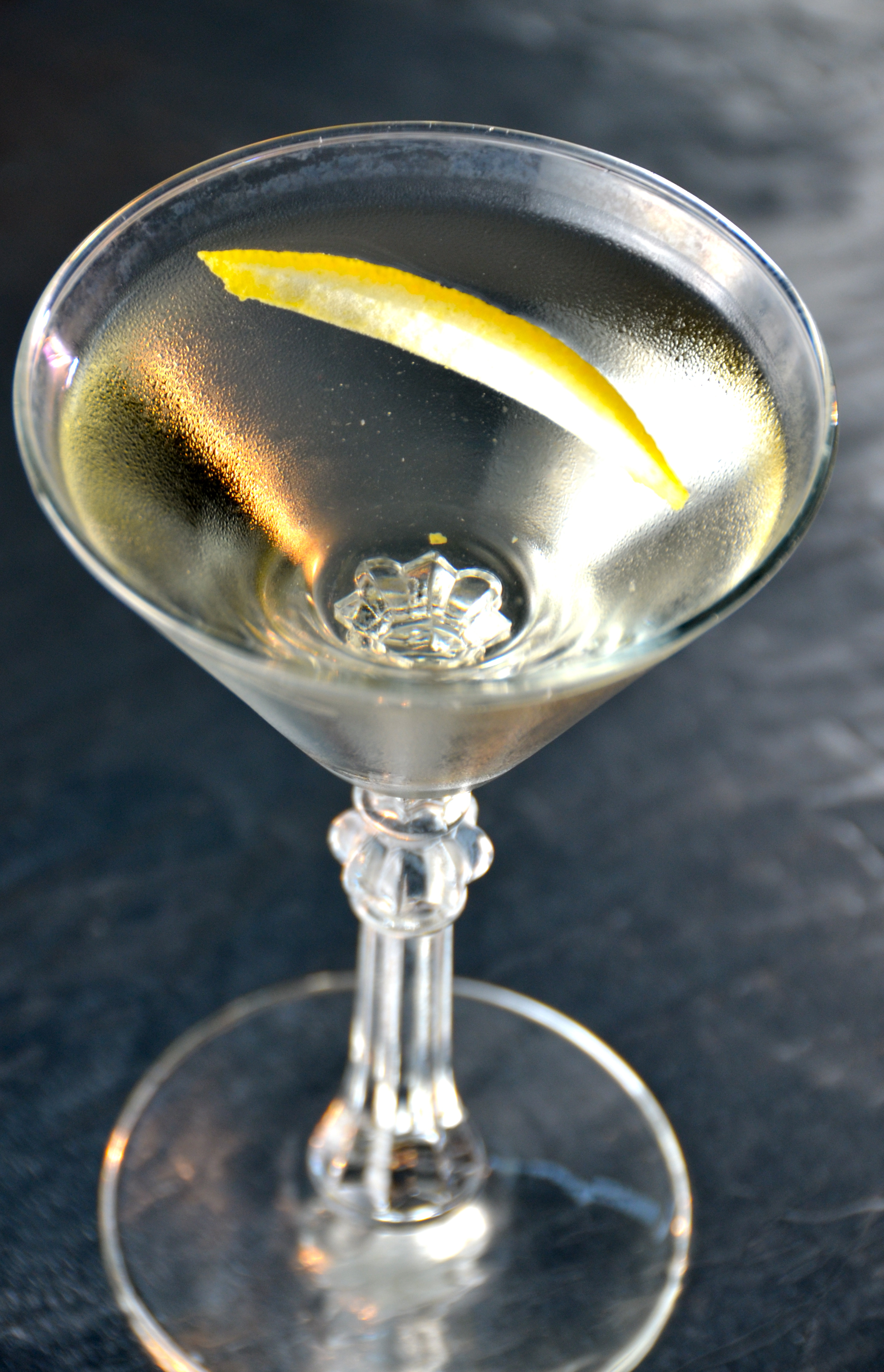 James Bond Martini I Sing In The Kitchen
