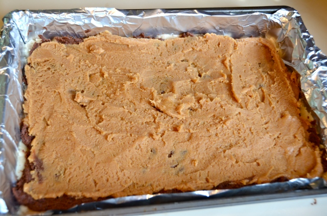 Peanut Butter Cookie Layer
