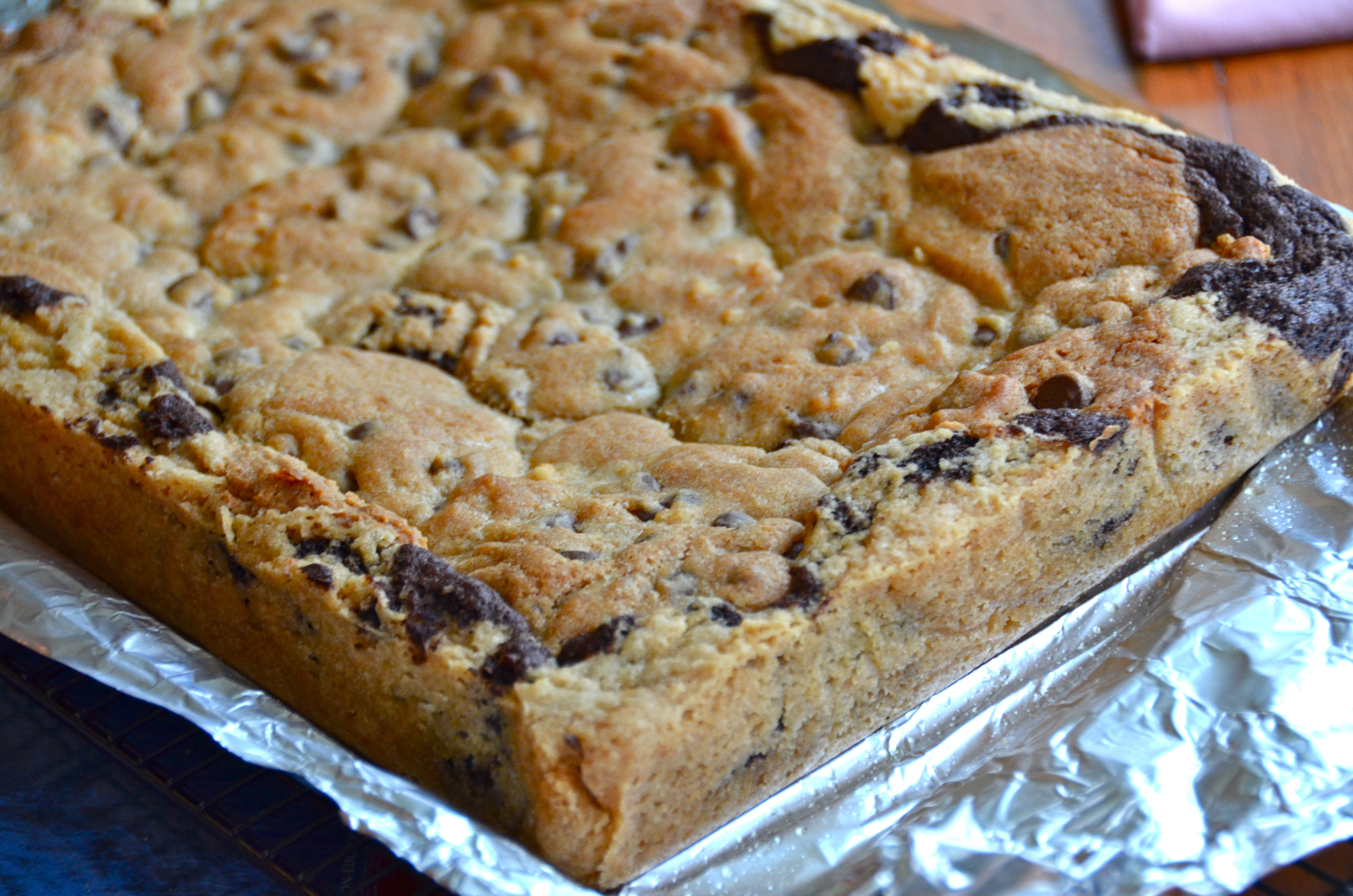 The Mother Lode Layered Cookie Bars. The Amazing Withered Hand On The ...