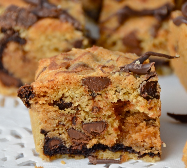 Mother lode Layered Cookie Bars