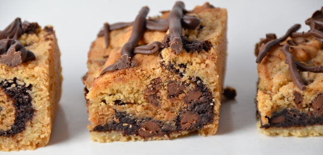 The Mother Lode Layered Cookie Bars