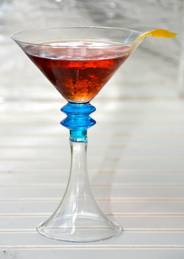 The Dubonnet Cocktail