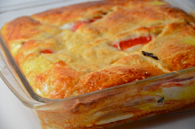 Italian Layer Bake