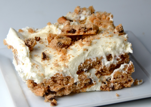 Chips Ahoy! Icebox Cake