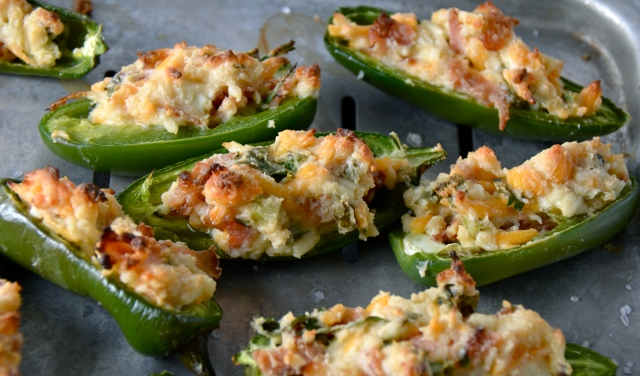 Baked Jalapeño Poppers. Fun New Music From Bentcousin. | I Sing In ...