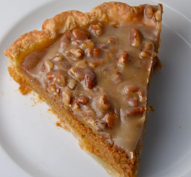 Pumpkin Pecan-Praline Pie Recipes — Dishmaps
